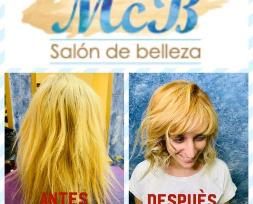 decoloracion peluqueria barcelona